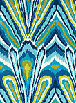 Trina Turke PEACOCK PRINT-Pool by Schumacher